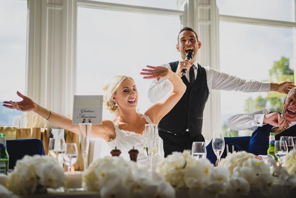 Wedding Entertainment Bria John Norcott Singer Compere Dj North West